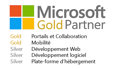 Actimage ist Microsoft Gold Partner
